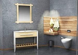 ucuz kaliteli banyo dolap modelleri